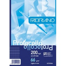 FABRIANO PROTOCOLLO 4MM