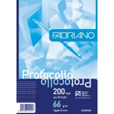 FABRIANO PROTOCOLLO 5MM