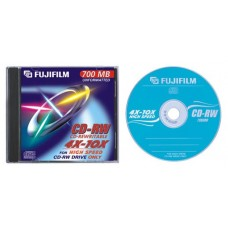 FUJI CD RISCRIVIBILI
