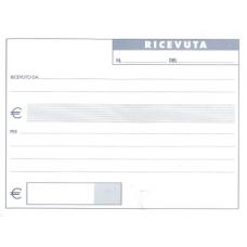 BLOCCO RICEVUTE GENERICHE 50FG.15X10 2P CF.10 BLOCCHI