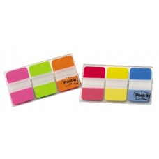 3M 686PGO POST-IT INDEX STRONG COLORI CLASSICI 1 BLISTER