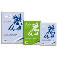 BLOCCO CARTA LUCIDA A4 10 FOGLI CONF.25 BLOCCHI