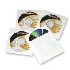 BUSTINE IN CARTA PER CD/DVD CONFEZIONE 50 BUSTE
