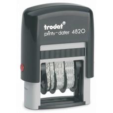 TRODAT 4820 BLISTER PRINTY