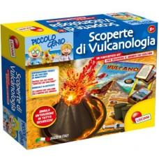 I'M A GENIUS LABORATORIO DI VULCANOLOGIA