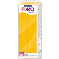 FIMO SOFT PASTA X MODELLARE PANETTO 350GR. GIALLO SOLE