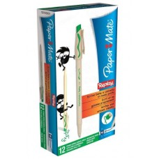 PAPERMATE NEW REPLAY SFERA CONF.12 PENNE VERDE