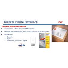 SCATOLA 12000 ETICHETTE INDIRIZZI A5 97X42.3MM.