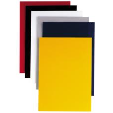 SEI-COPERTINE X RILEGATURA VIDEO A4 ROC 30 BIANCO -CF.100 COPERTINE