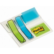 3M 680-684A POST-IT INDEX AQUATIC 1 BLISTER