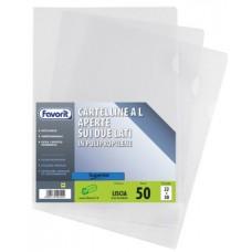FAVORIT CARTELLA L SUPERIOR LISCIA CF.50 22X30