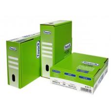 FAVORIT BOX BUSTA FORATURA UNIVERSALE LINEAR LISCIA PP CF.500 BUSTE 22X30
