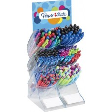 PAPERMATE ESPOSITORE INKJOY 162 PENNE ASSORTITE
