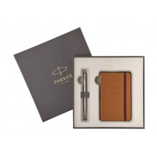 PARKER GIFT SET SONNET SS CT SFERA CON NOTES