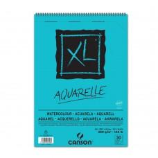 CANSON ALBUM XL AQUARELLE A3 SPIRALATO 30FF 300GR