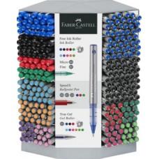 FABER-CASTELL EXPO 288 FREE INK ROLLER FINE 0.7 E MICRO 0.5 COLORI ASSORTITI