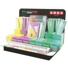 ARDA EXPO KEEP COLOUR PASTEL 90 PEZZI ASSORTITI