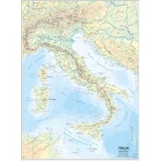 CARTINA MURALE 97*134CM ITALIA