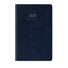 AGENDA 2020 GIORNALIERA 14.5X20.5 S/D SEPARATI MADRID BLU