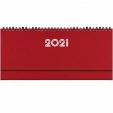 PLANNING 2020 SETTIMANALE 29.8X10.5 GOMMATO ROSSO