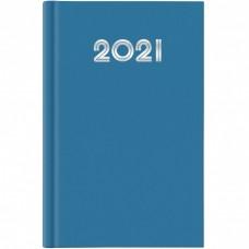 AGENDA 2020 GIORNALIERA 14.5X20.5 S/D SEPARATI GOMMATO AZZURRO