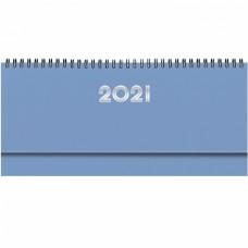 PLANNING 2020 SETTIMANALE 29.8X10.5 GOMMATO AZZURRO