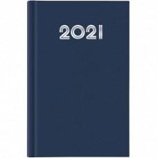 AGENDA 2020 GIORNALIERA 14.5X20.5 S/D SEPARATI GOMMATO BLU