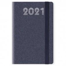 AGENDA 2020 GIORNALIERA 9*13 DYNALUX CON ELASTICO COLORI ASSORTITI