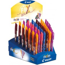 PILOT 2020 ESPOSITORE FRIXION BALL 0.7 60 PENNE NEW COLORS