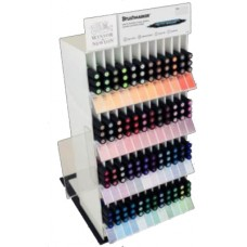 ESPOSITORE BRUSHMARKER 288 PENNARELLI COLORI ASSORTITI