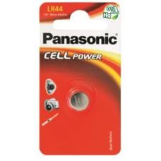 PANASONIC MICROPILA LR44 BLISTER 1 PILA ALKALINE