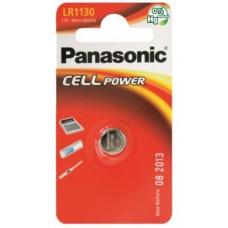 PANASONIC MICROPILA LR1130 BLISTER 1 PILA ALKALINE