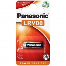 PANASONIC MICROPILA LRV08 BLISTER 1 PILA ALKALINE