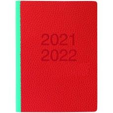 LETTS DIARY DIARIO TWO TONE 2021 2022 F.TO A6 COLORI ASSORTITI